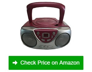 12 Best Radio Cd Players Reviewed And Rated In 2020 Hamtronics