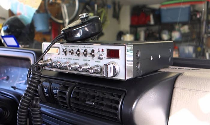 best cb radio for jeep