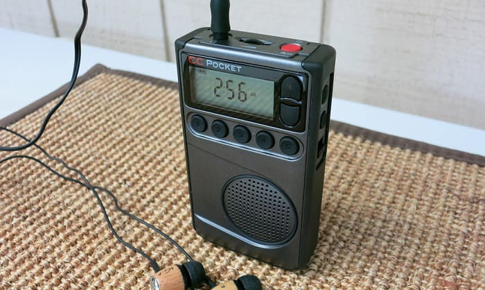 best pocket radio