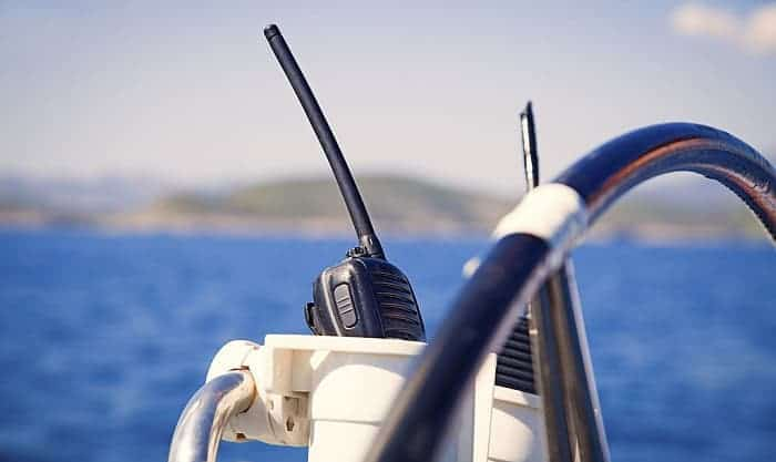best vhf marine radio