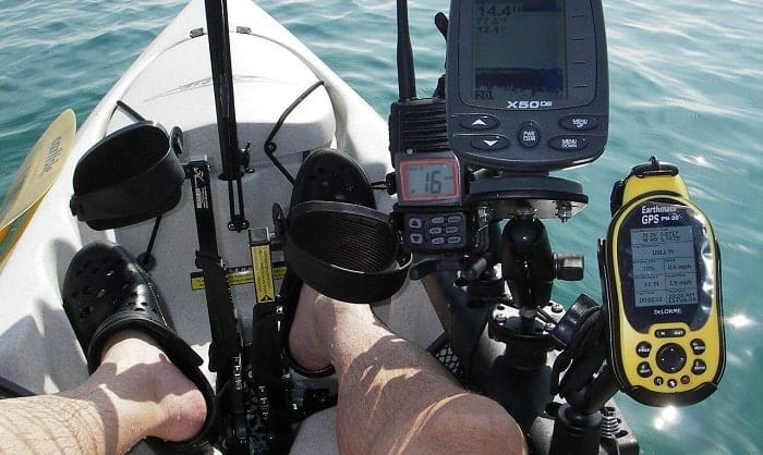 best vhf radio for kayaking