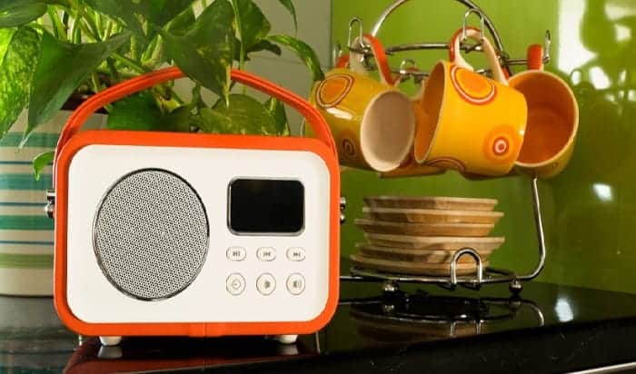 best-radio-for-kitchen