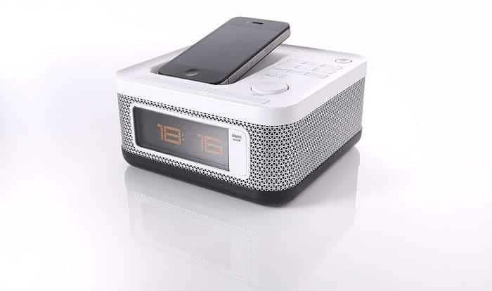 12 Best Iphone Dock Alarm Clocks Reviewed and Rated in 2021
