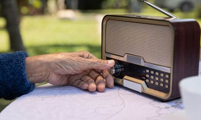 how to tune radio to channel 0